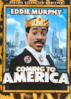 COMING TO AMERICA SPECIAL COLLECTOR'S - DVD Movie
