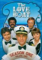 LOVE BOAT:SEASON ONE VOL 1 - DVD Movie