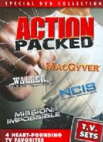 TV SETS:ACTION PACKED - DVD Movie