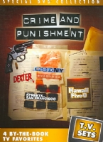 TV SETS:CRIME AND PUNISHMENT - DVD Movie