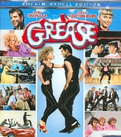 GREASE - Blu-Ray Movie