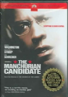 MANCHURIAN CANDIDATE SPECIAL COLLECTO - DVD Movie