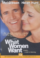 WHAT WOMEN WANT - DVD Movie
