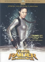 LARA CROFT TOMB RAIDER:CRADLE OF LIFE - DVD Movie