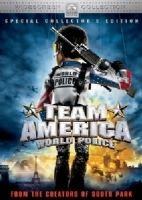TEAM AMERICA:WORLD POLICE - DVD Movie