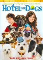 HOTEL FOR DOGS - DVD Movie