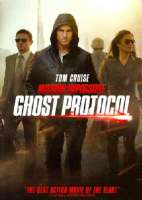 MISSION:IMPOSSIBLE GHOST PROTOCOL - DVD Movie
