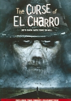 CURSE OF EL CHARRO - DVD Movie