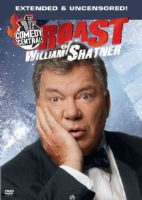 COMEDY CENTRAL ROAST OF WILLIAM SHATN - DVD Movie