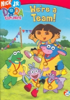 DORA THE EXPLORER:WE'RE A TEAM - DVD Movie