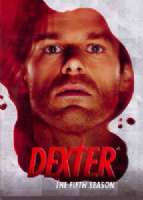 DEXTER:COMPLETE FIFTH SEASON - DVD Movie