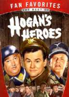 FAN FAVORITES:BEST OF HOGAN'S HEROES - DVD Movie
