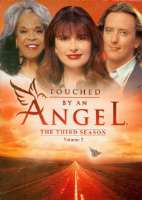 TOUCHED BY AN ANGEL:THIRD SEASON V 2 - DVD Movie