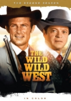 WILD WILD WEST:COMPLETE SECOND SEASON - DVD Movie
