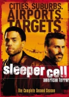 SLEEPER CELL AMERICAN TERROR:COMPLETE - DVD Movie