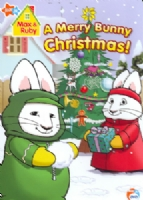 MAX & RUBY:MERRY BUNNY CHRISTMAS - DVD Movie