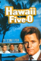HAWAII FIVE O:SECOND SEASON - DVD Movie