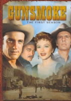 GUNSMOKE:FIRST SEASON - DVD Movie