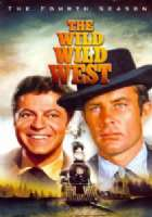 WILD WILD WEST:FOURTH SEASON - DVD Movie