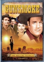 GUNSMOKE:SECOND SEASON VOL 2 - DVD Movie