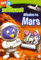 BACKYARDIGANS:MISSION TO MARS - DVD Movie