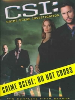 CSI:COMPLETE FIFTH SEASON - DVD Movie