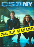 CSI:NY:COMPLETE FIRST SEASON - DVD Movie