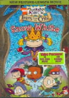 RUGRATS:TALES FROM THE CRIB SNOW WHIT - DVD Movie