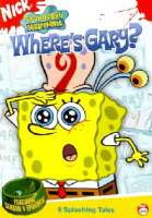 SPONGEBOB SQUAREPANTS:WHERE'S GARY - DVD Movie