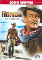 HONDO:SPECIAL COLLECTOR'S EDITION - DVD Movie