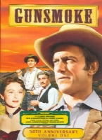 GUNSMOKE:50TH ANNIVERSARY EDITION V 1 - DVD Movie