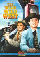 WILD WILD WEST:COMPLETE FIRST SEASON - DVD Movie