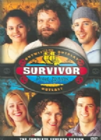 SURVIVOR:PEARL ISLANDS - THE COMPLETE - DVD Movie