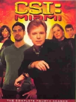 CSI:MIAMI COMPLETE FOURTH SEASON - DVD Movie