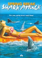 SPRING BREAK SHARK ATTACK - DVD Movie