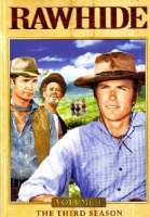 RAWHIDE:SEASON 3 VOL 1 - DVD Movie