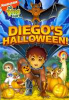 GO DIEGO GO:DIEGO'S HALLOWEEN - DVD Movie