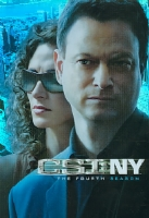 CSI:NY:COMPLETE FOURTH SEASON - DVD Movie