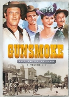 GUNSMOKE:THIRD SEASON VOL 1 - DVD Movie