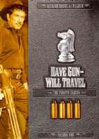 HAVE GUN WILL TRAVEL:SEASON 4 VOL 1 - DVD Movie