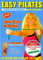 FUNCERCISE PILATES BAND EXERCISES - DVD Movie