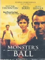 MONSTER'S BALL - DVD Movie