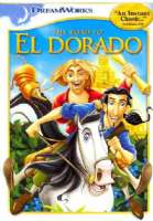 ROAD TO EL DORADO - DVD Movie