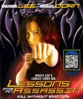 LESSONS FOR AN ASSASSIN - Blu-Ray Movie
