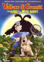 WALLACE & GROMIT:CURSE OF THE WERE RA - DVD Movie