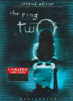 RING TWO UNRATED EDITION - DVD Movie