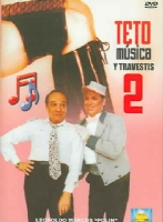 TETO MUSICA Y TRASVESTIS 2 - DVD Movie