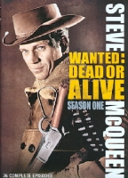 WANTED DEAD OR ALIVE:SSN1 - DVD Movie