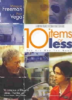 10 ITEMS OR LESS - DVD Movie