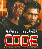 CODE - Blu-Ray Movie